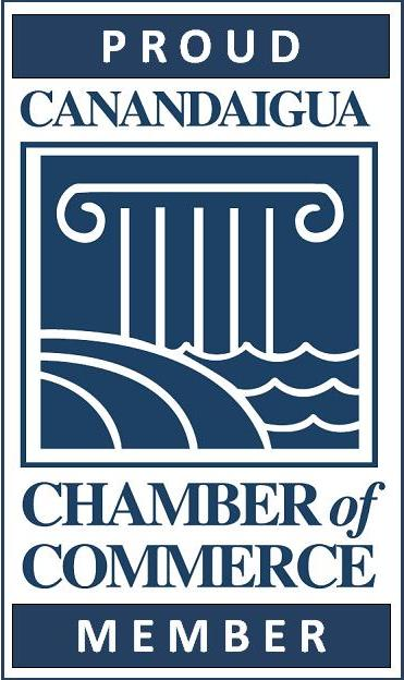 Canandaigua Chamber Logo Finger Lakes Extrusion