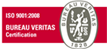 ISO-9001 2008 Bureau Veritas Certification Finger Lakes Extrusion