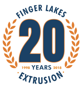 20th Anniversary Finger Lakes Extrusion