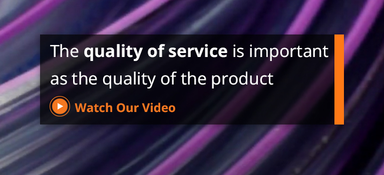 Quality of Service Mobile Banner